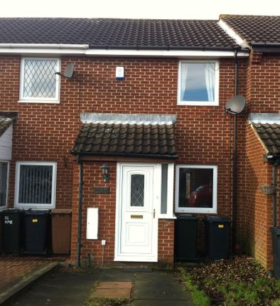 Thumbnail Terraced house to rent in Amberley Chase, Killingworth