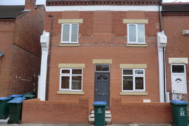Thumbnail Terraced house to rent in Stoke Park Mews, St. Michaels Road, Coventry
