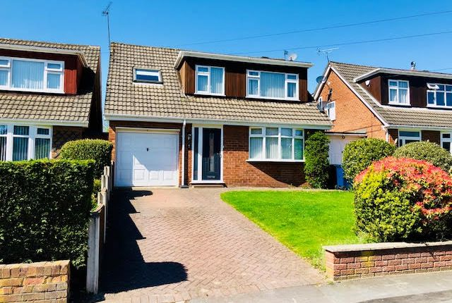 Thumbnail Detached house to rent in Redsands, Aughton
