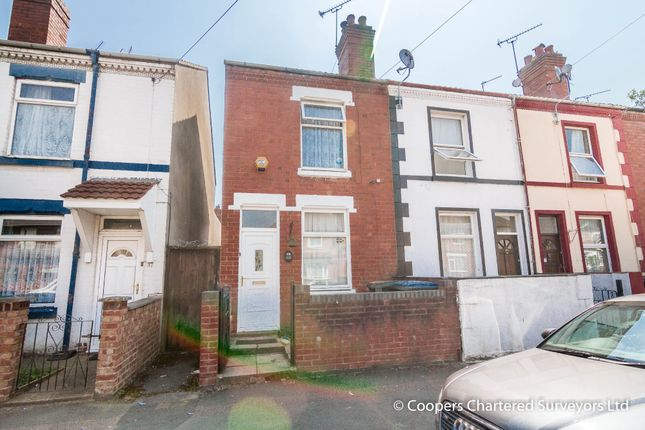 2 bed terraced house for sale in Dorset Road, Radforrd, Coventry