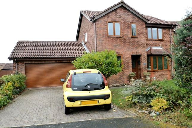 4 bed detached house for sale in Gloster Park, Amble, Morpeth