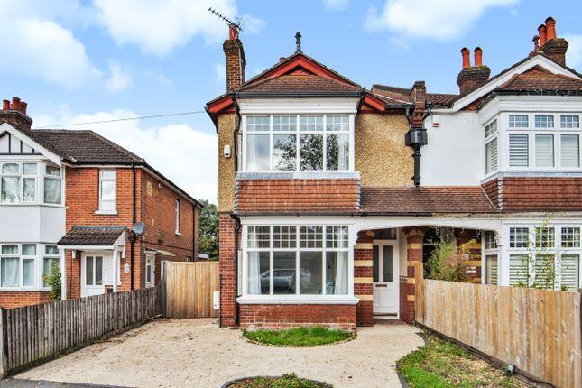 Thumbnail Semi-detached house for sale in King Edward Avenue, Southampton