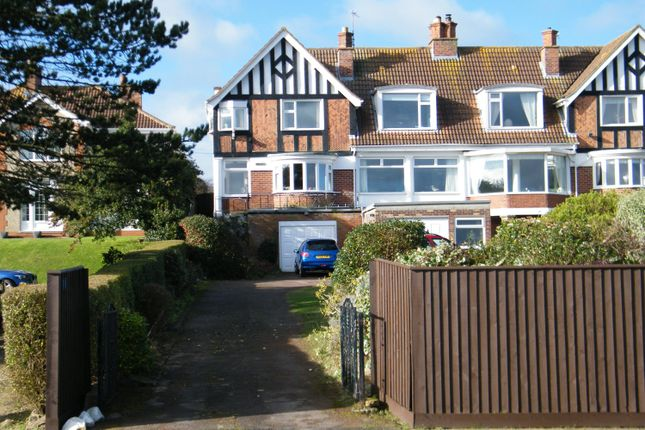 Thumbnail Semi-detached house for sale in Seacroft Esplanade, Skegness, Lincs