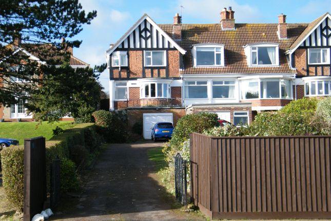 Thumbnail Semi-detached house for sale in Seacroft Esplanade, Skegness, Lincs