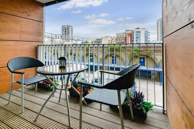 2 bed flat for sale in Bolanachi Building, Enid Street, Bermondsey