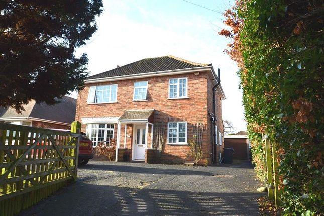 Thumbnail Detached house for sale in Mulberry Lane, Goring By Sea, West Sussex