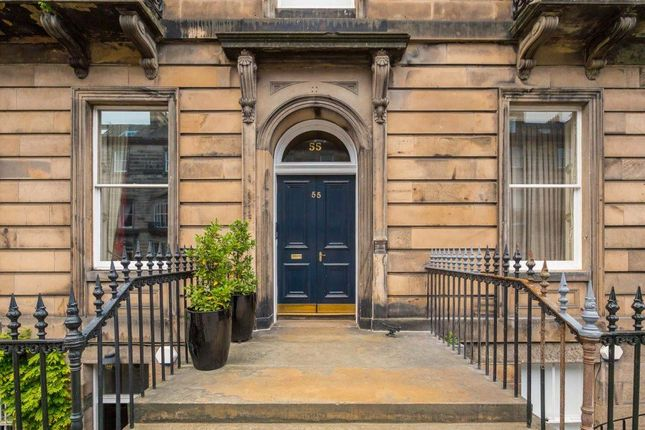 Thumbnail Flat to rent in Manor Place, West End