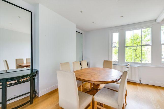 Thumbnail Maisonette to rent in Coningham Road, London