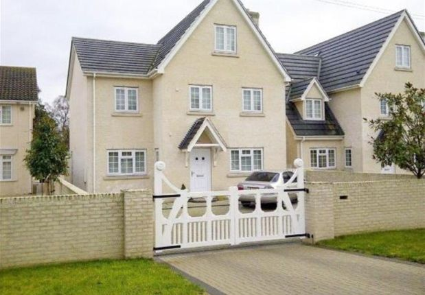 Thumbnail Detached house to rent in Turnpike Road, Red Lodge, Bury St. Edmunds