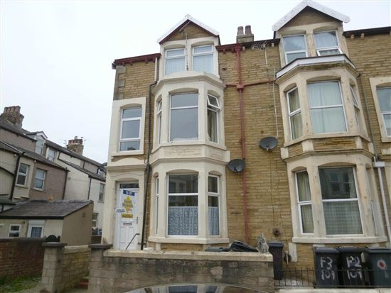 Thumbnail Flat to rent in Clarendon Road, Morecambe
