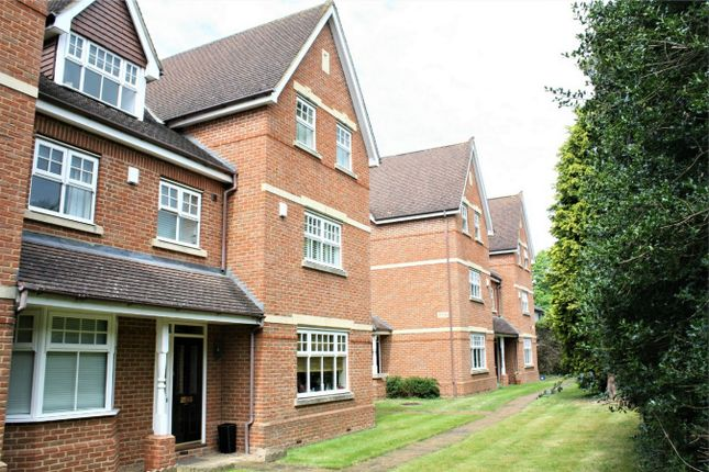 Thumbnail End terrace house to rent in 16 Highlands, Farnham Common, Buckinghamshire