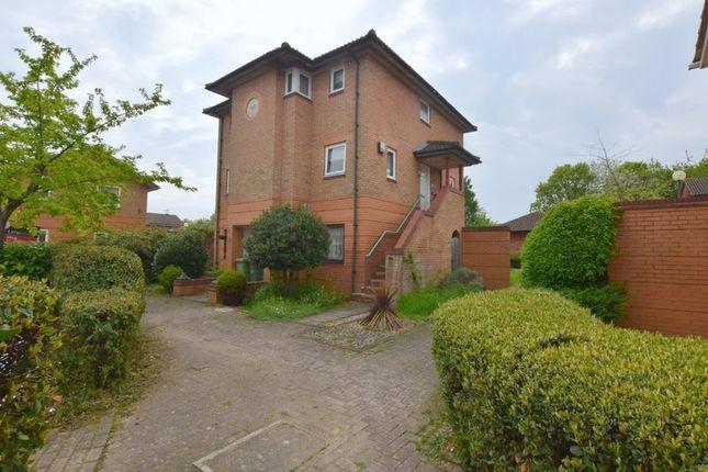 Front of Minton Close, Blakelands, Milton Keynes MK14