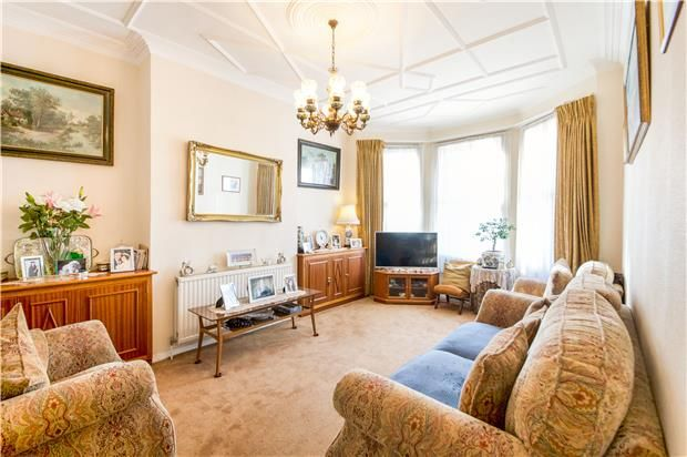 Thumbnail End terrace house for sale in Melrose Avenue, London