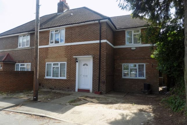 Thumbnail Semi-detached house for sale in Hermon Grove, Hayes