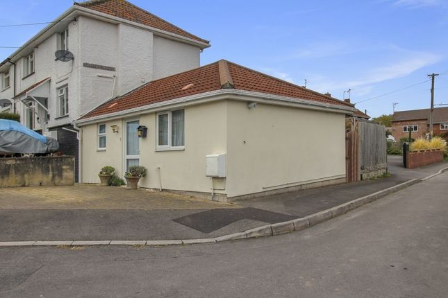 Thumbnail Bungalow for sale in Hollis Avenue, Portishead, Bristol