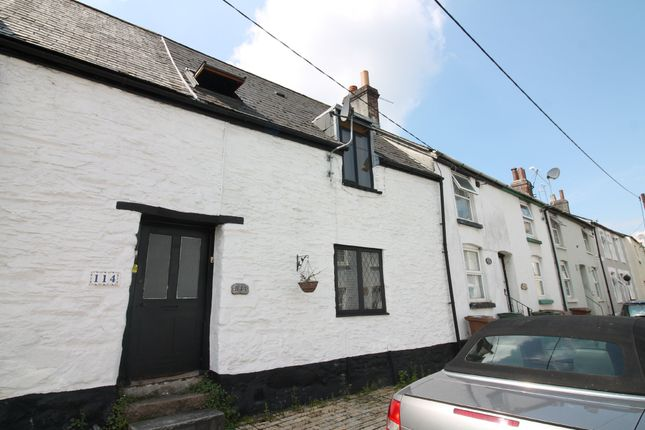 Thumbnail Terraced house for sale in Underwood Road, Plympton, Plymouth