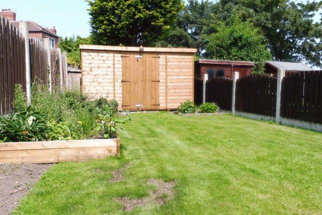 Rear Garden of Summer Lane, Wombwell S73