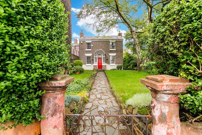 Thumbnail Detached house for sale in High Street, Wavertree, Liverpool