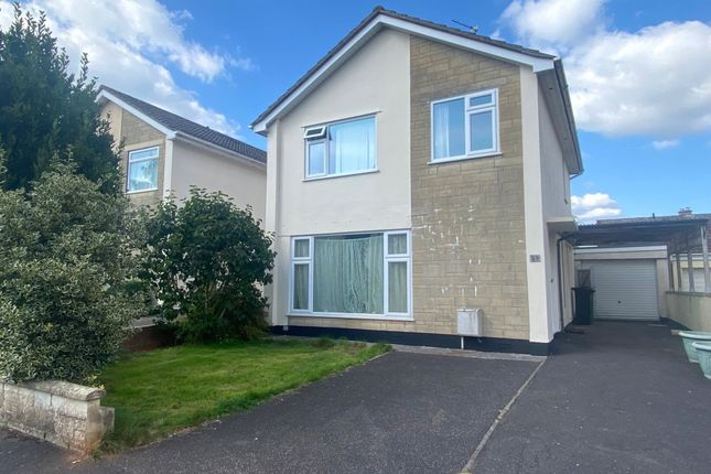 Thumbnail Detached house for sale in Riverside Close, Midsomer Norton, Radstock