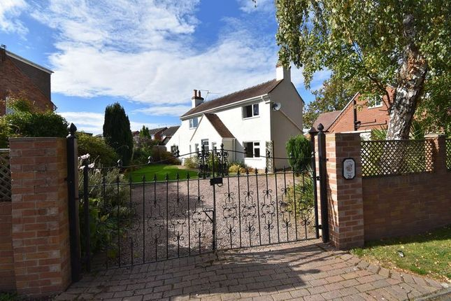 Thumbnail Detached house for sale in 26 Burnell Road, Admaston, Telford