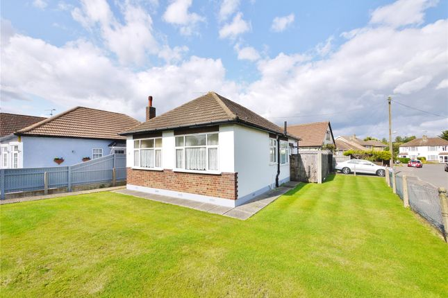 Thumbnail Detached bungalow for sale in The Grove, Brentwood, Essex
