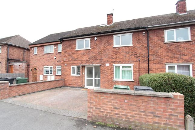 Thumbnail Property to rent in Gracedieu Road, Loughborough