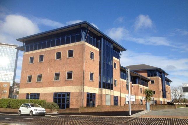 Thumbnail Office to let in 1st Floor Office Suite, Schooner House, Quay West, Swansea