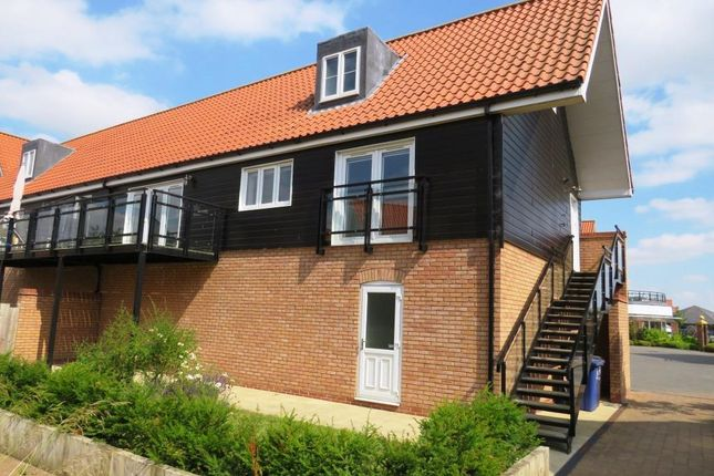 Thumbnail Flat to rent in The Quays, Burton Waters, Lincoln