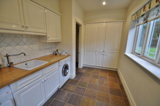 Utility Room of Forbes Park, Robins Lane, Bramhall, Stockport SK7