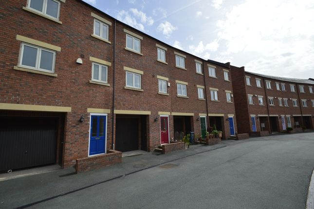 Thumbnail Terraced house for sale in St. Julians Crescent, Shrewsbury