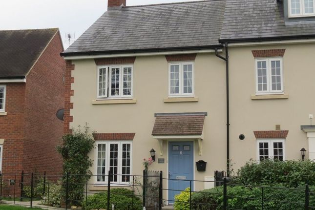 Thumbnail Property to rent in Fylingdales Gardens Kingsway, Quedgeley, Gloucester