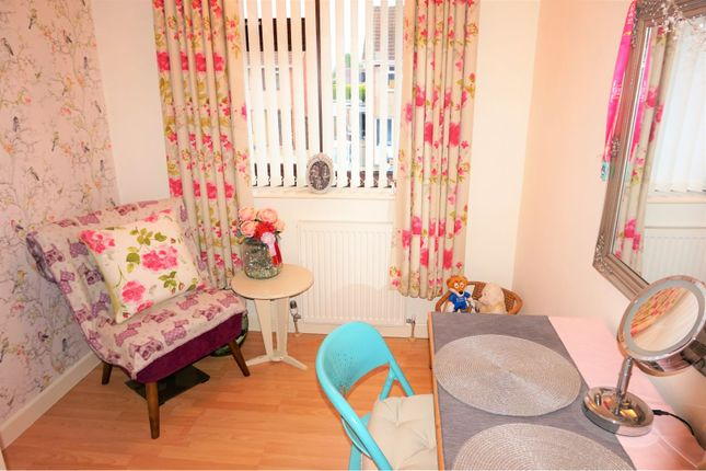 Bedroom Three of Olympic Close, Glenfield LE3