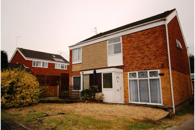 Thumbnail Semi-detached house for sale in Katrine Road, Stourport-On-Severn