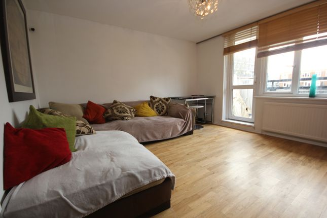 Thumbnail Flat to rent in Southwark Park Road, London