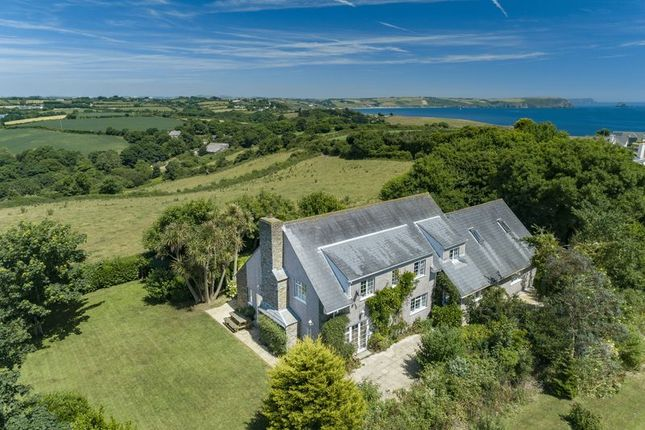 Thumbnail Detached house for sale in Churchtown Road, Gerrans, Portscatho, Truro