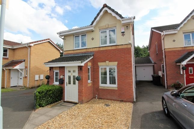 Thumbnail Detached house for sale in Marbury Drive, Bilston