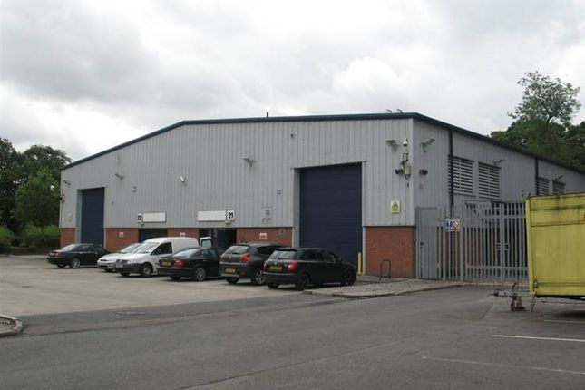Thumbnail Industrial to let in Common Bank Industrial Estate Ackhurst Road, Chorley
