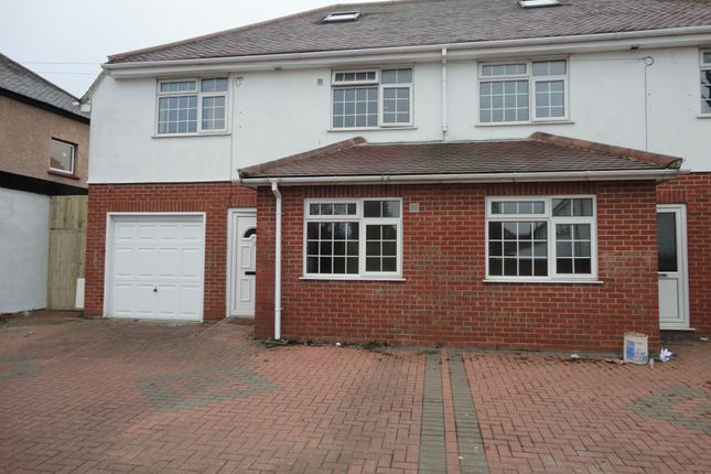 Thumbnail Semi-detached house to rent in Minterne Avenue, Southall