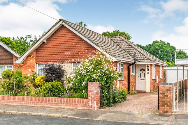 Detached bungalow for sale in Malwood Gardens, Totton, Southampton
