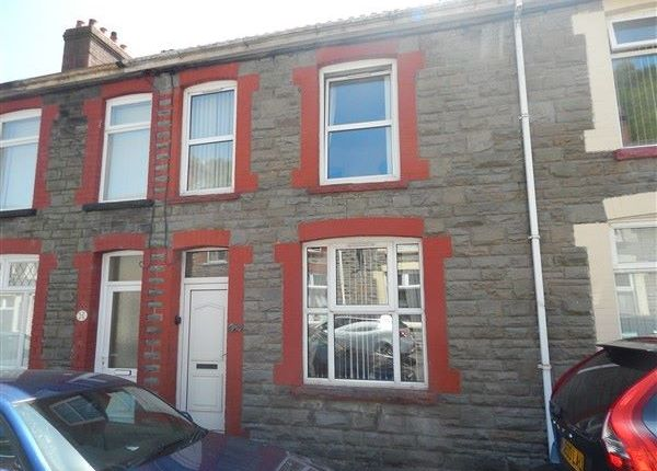 Thumbnail Terraced house for sale in Partridge Road, Llanhilleth
