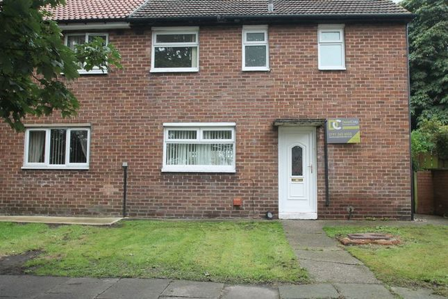 3 bed terraced house to rent in 6 Harvey Close, Peterlee SR8