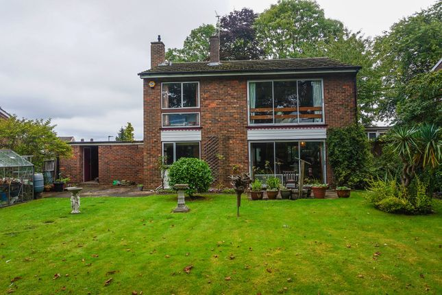 Rear View of Mereworth Close, Bromley BR2