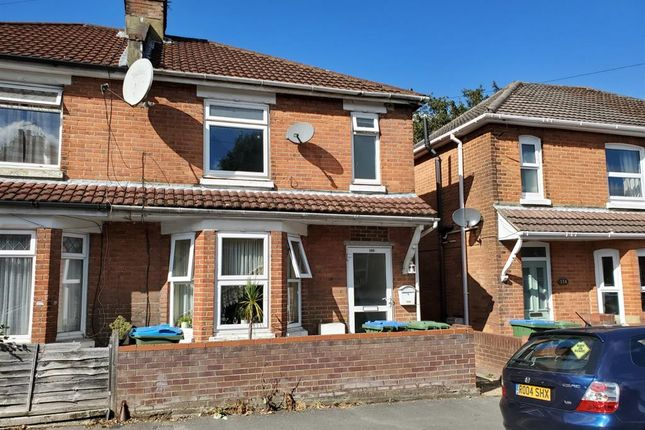 Thumbnail Block of flats for sale in Percy Road, Shirley, Southampton
