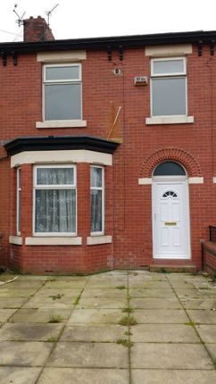 Thumbnail Terraced house to rent in Backwell Street, Manchester