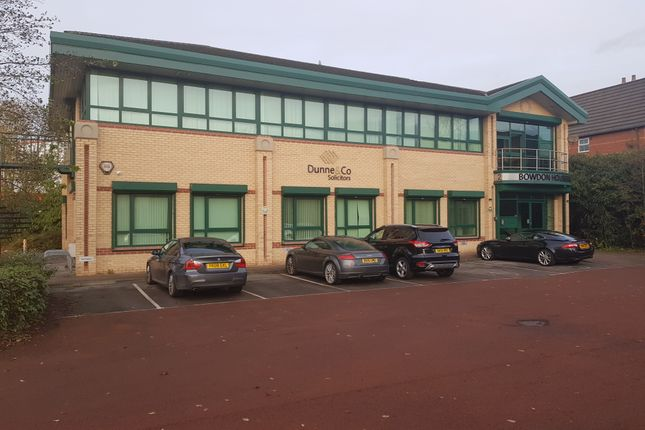 Thumbnail Office to let in Scott Drive, Altrincham