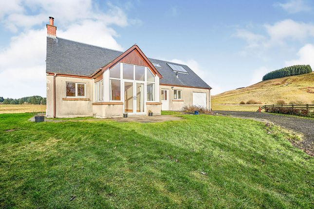 Thumbnail Detached house for sale in Craighaugh, Eskdalemuir, Langholm, Dumfries And Galloway