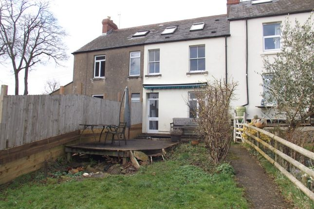 Thumbnail Terraced house to rent in Roseberry Terrace, Chalford Hill
