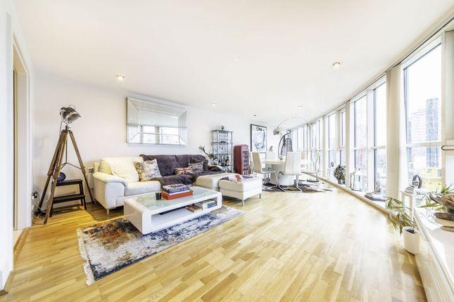 Thumbnail Flat to rent in Bridge House, St George Wharf, Vauxhall, London, London