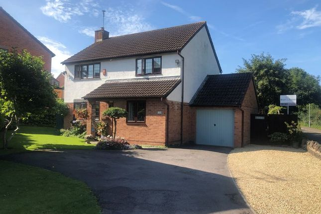 Thumbnail Detached house for sale in Millers Drive, Warmley, Bristol