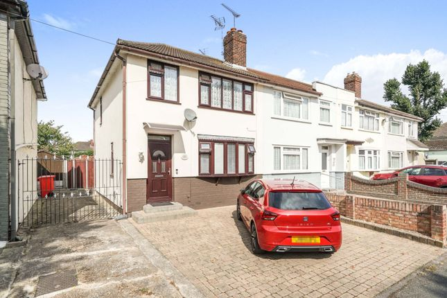 Thumbnail Semi-detached house for sale in Maylands Avenue, Hornchurch